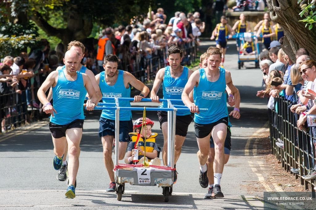 No Bed Race in 2021 due to lockdown blues