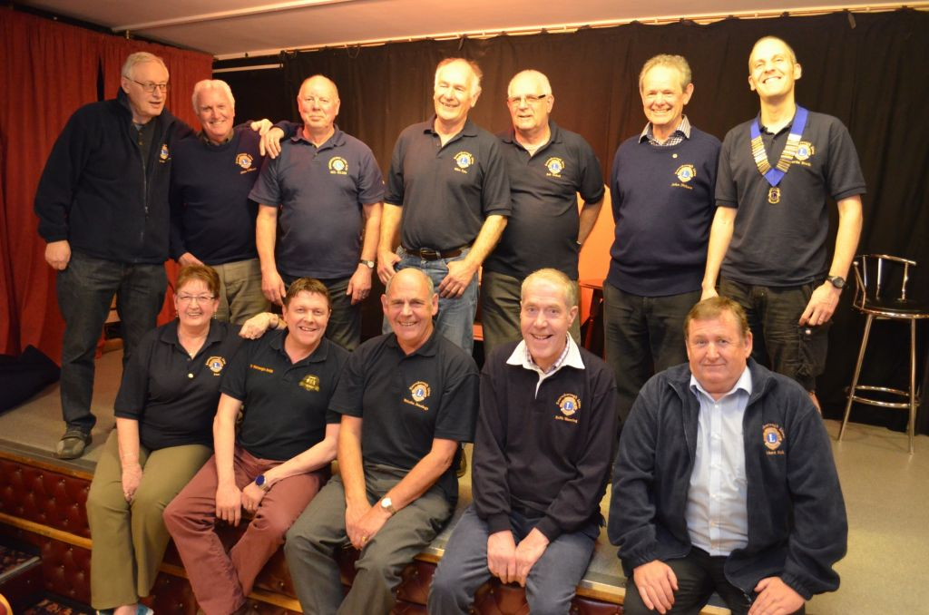 Thanks from the Knaresborough Lions