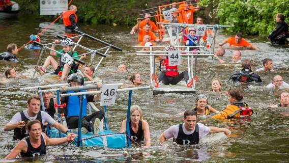 Bed Race Cancelled for 2021
