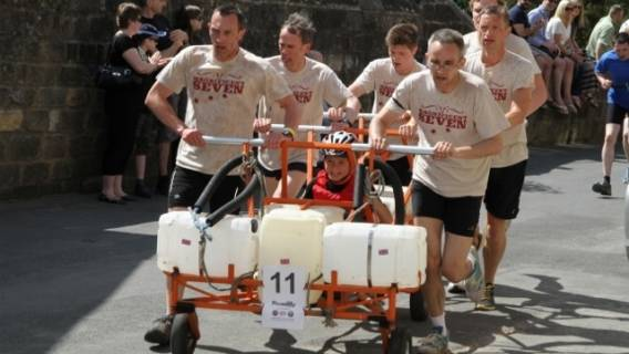 Teams selected for 2017 Bed Race