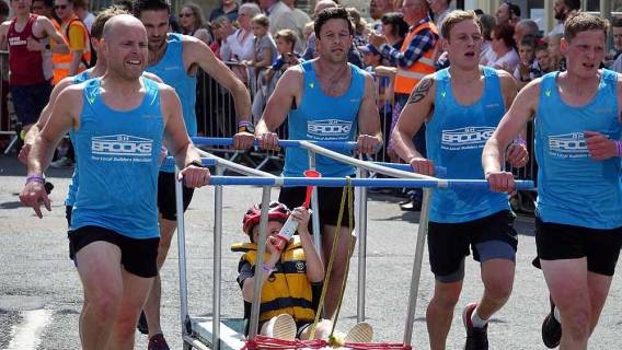 Bed Race 2021 – Date Currently Under Review